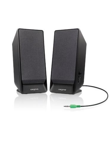 Creative 2.0 Sbs A50 Stereo Usb Hoparlör 2W Rms Siyah